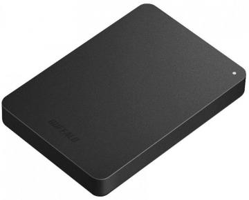 Buffalo MiniStation Safe USB 3.0 Portable Hard Drive, 1TB Black