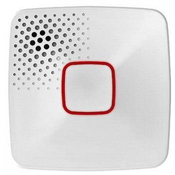 First Alert Smoke/CO Detector, DC Battery-Operated