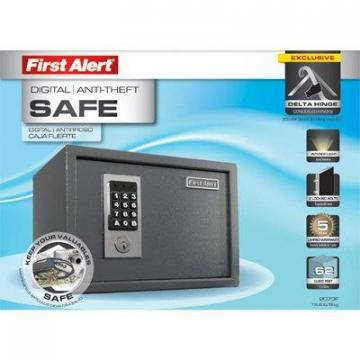 First Alert Anti-Theft Digital Safe, 0.62-Cu. Ft.