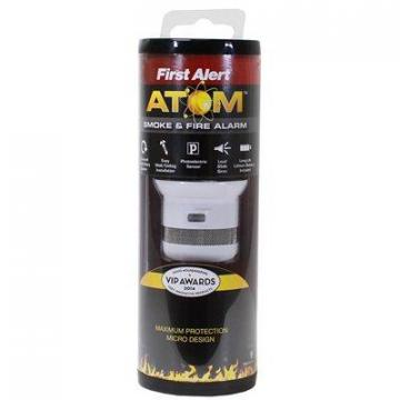 First Alert Atom Smoke/Fire Alarm
