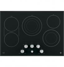 GE Stainless Steel 30 Inch Electric Cooktop