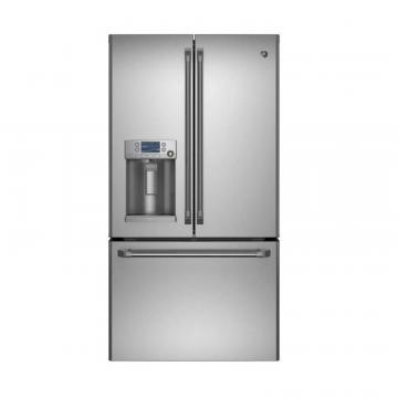 GE Café 28.6 cu. ft. French Door Refrigerator with External Ice, Water and Hot Water