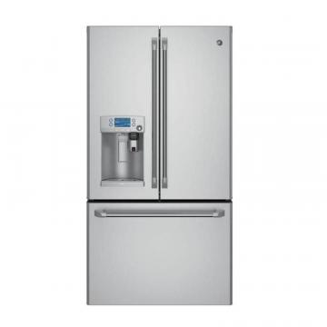 GE 27.8 Cu. Feet  French Door Refrigerator with Keurig K-Cup Brewing System