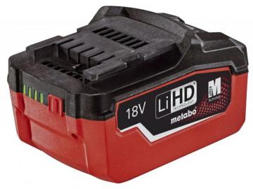 Metabo 18 volt 5.5 Ah Lithium Ion High Density battery