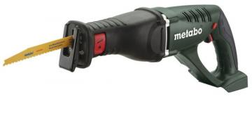 Metabo ASE 18 LTX Cordless Reciprocating Saw (bare tool)