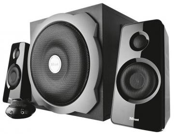 Trust Tytan 2.1 Subwoofer Speaker Set with Bluetooth Black