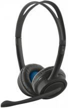 Trust Mauro Stereo PC Headset - Black