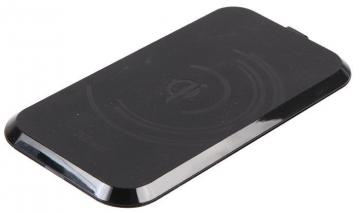 Trust Aeron Qi Wireless Mobile Phone Charging Pad - Black