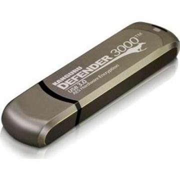 Kanguru 4GB Kanguru Defender 3000 (Encrypted USB)