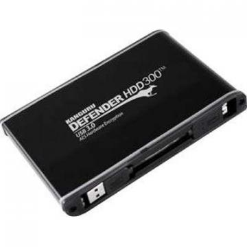 Kanguru 1TB Defender SSD 300 Encrypted USB3 SSD Fips 140-2