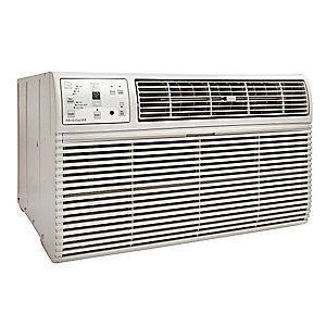 Frigidaire 115 Wall Air Conditioner, 12,000 BtuH Cooling, Cool Gray