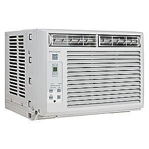 Frigidaire 115 Window Air Conditioner, 5000 BtuH Cooling, Cool Gray