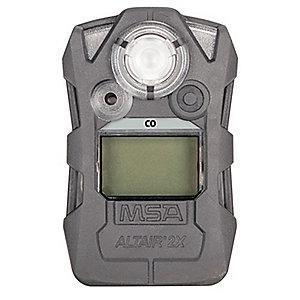 MSA Gas Detector,Gray,CO,0 to 9999 ppm