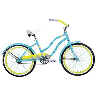 Huffy Girls' Good Vibrations Cruiser Bicycle, 20""