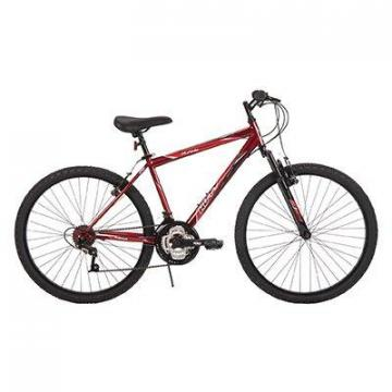 Huffy Men's Alpine Bicycle, Metallic Crimson, 26""