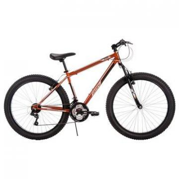 Huffy Men's Region 3.0 Mountain Bicycle, Gloss Copper, 26""