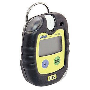 Draeger Single Gas Detector, H2S
