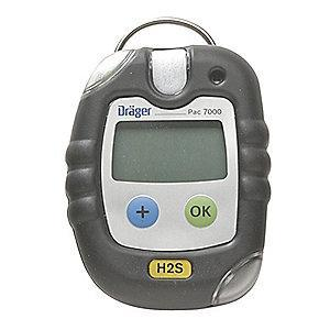Draeger Gas Detector, Carbon Monoxide, 0 to 100ppm