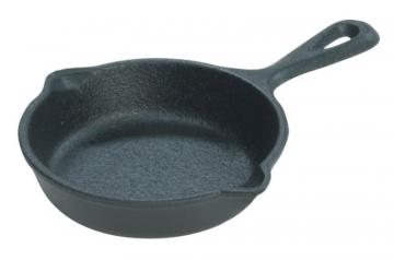 Lodge Logic Mini Cast Iron Skillet 3.5 Inch