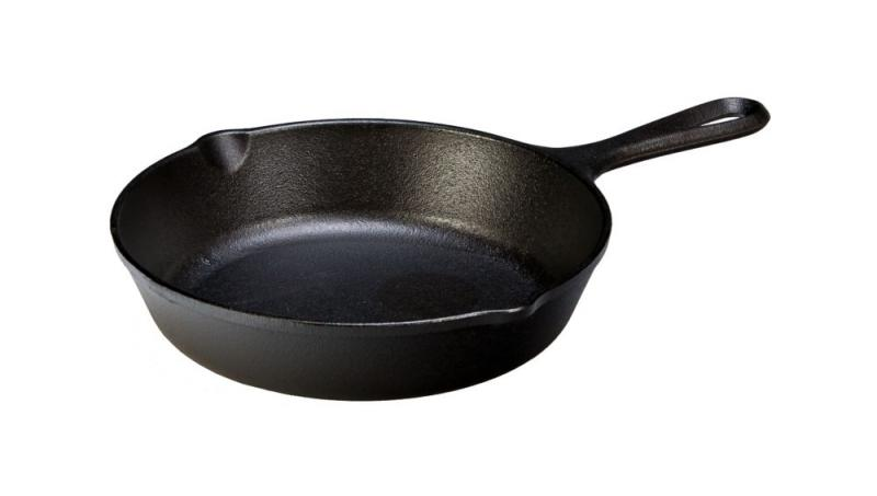 Lodge Logic Cast Iron Skillet 8 Inch