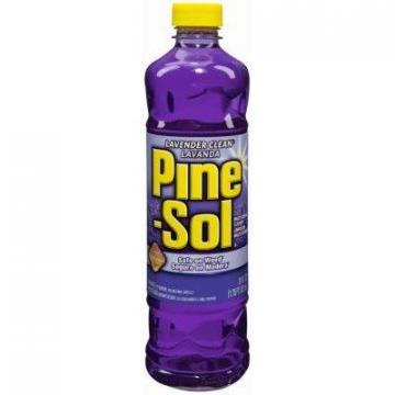 Clorox Pine Sol All-Purpose Cleaner, Lavender, 28-oz.