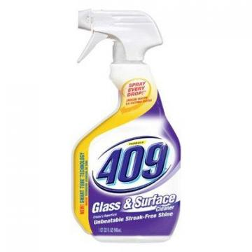 Clorox Formula 409 Glass/Surface Cleaner, Citrus Scent, 32-oz.