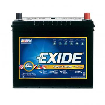Exide Extreme Automotive Battery - Group 51r