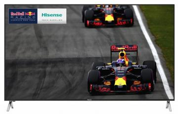 "Hisense 75"" 4K Ultra-HD HDR 3D Smart LED TV"