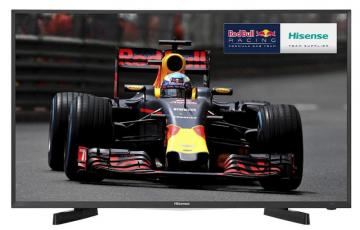 "Hisense 32"" Smart LED TV HD Ready"