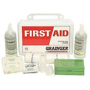 Honeywell First Aid Kit,  Polypropylene Case Material, General Purpose, 1 People Served