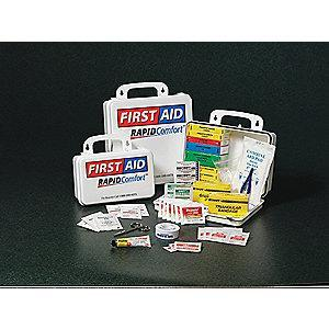Honeywell First Aid Kit,  Plastic Case Material, General Purpose, 5 People Served