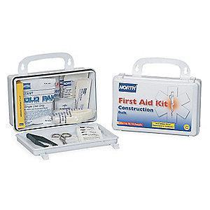 Honeywell First Aid Kit,  Plastic Case Material, Workplace, 10 People Served