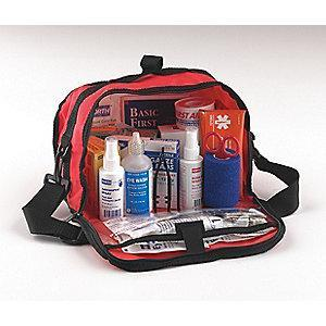 Honeywell First Aid Kit,  Nylon Case Material, General Purpose, 25 People Served