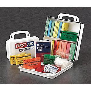 Honeywell First Aid Kit,  Plastic Case Material, General Purpose, 3 People Served