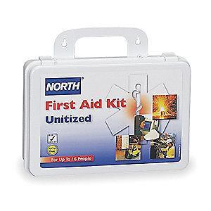 Honeywell First Aid Kit,  Plastic Case Material, Outdoors, 8 People Served