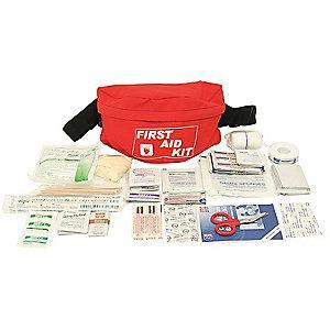 Honeywell First Aid Kit,  Nylon Case Material, General Purpose, 3 People Served