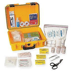Honeywell First Aid Kit,  Plastic Case Material, General Purpose, 50 People Served