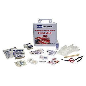 Honeywell First Aid Kit,  Plastic Case Material, General Purpose, 6 People Served