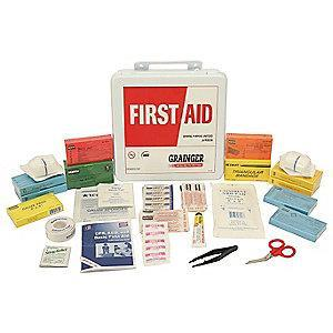Honeywell First Aid Kit,  Polypropylene Case Material, General Purpose, 24 People Served