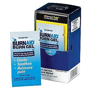 American Red Cross Burn Gel, 3.5g Box