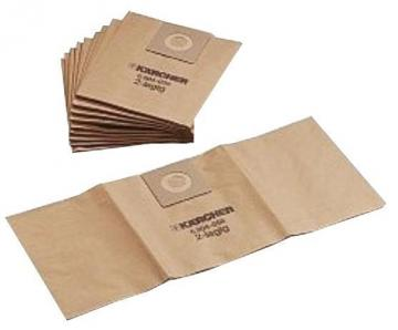 Karcher Filter Bags for 27L Wet & Dry Professional Vacuum 5 Pack