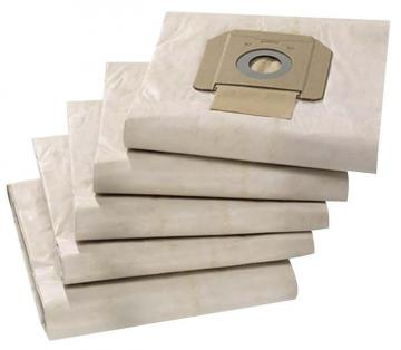 Karcher Filter Bags for 48L Wet & Dry Professional Vacuum 5 Pack