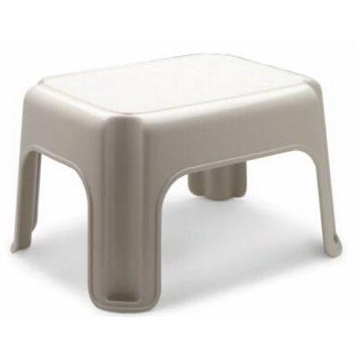 Rubbermaid Step Stool, Bisque