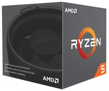 AMD Ryzen 5 Quad Core Socket AM4 3.2GHz Processor, Retail