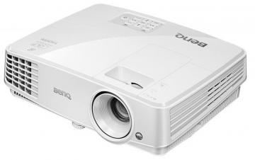 Benq MW529 Office DLP Projector WXGA 3300LM White Blu-ray Full HD 3D Ready