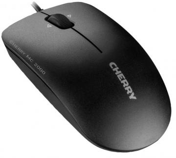 Cherry MC 2000 Infra-red USB Mouse 1600 DPI Black