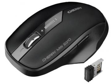 Cherry MW 2310 Infra-red Wireless Mouse 2000 DPI Black