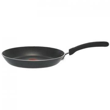 T-Fal Professional Saute Pan, Non-Stick, Black, 8-In.
