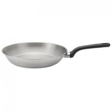 T-Fal Excite Fry Pan, Stainless Steel, 10.25-In.