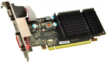 XFX Radeon HD5450 PCI-E 1GB DDR3 Graphics Card
